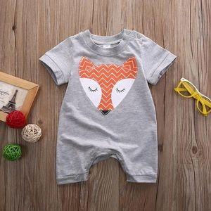 Baby Fox Jumpsuit